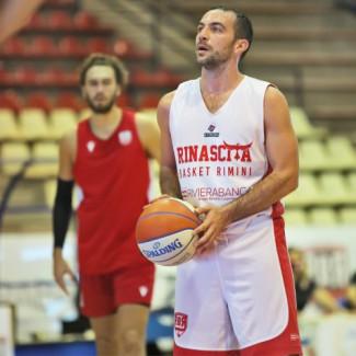 RivieraBanca Basket Rimini  - Bentornato Eugenio!