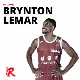 Brynton Lemar rafforza la Pallacanestro Reggiana Unahotels