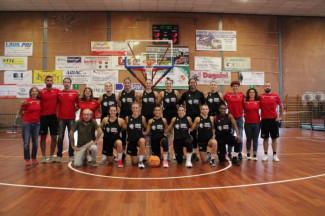 Buono l'esordio in amichevole per Faenza Basket Project E-Work contro Broni