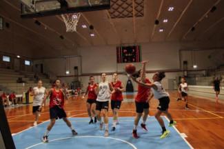 Faenza Basket Project : Secondo tempo travolgente Faenza batte Mantova