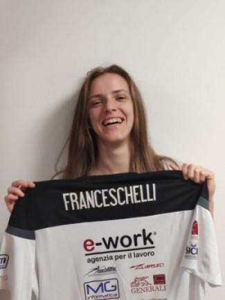 Faenza Basket Project  - Serie A2 : Iniziamo alla conta non da 1 ma da # 0 - Federica Franceschelli