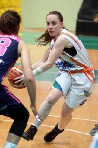 Libertas-A.I.C.S. Basket Forlì :Federica Montanari: un gioiello da Russi pronta per la Serie B