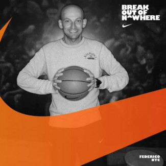 Atletico Basket Borgo : Conosciamo nuovo coach Fede Franchi !!!