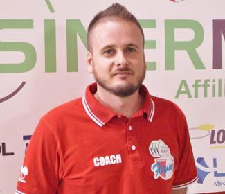 La Sinermatic Ozzano  aspetta Porto Sant'Elpidio.