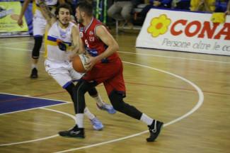 Bologna Basket 2016  perde al 4° supplementare a Torrenova