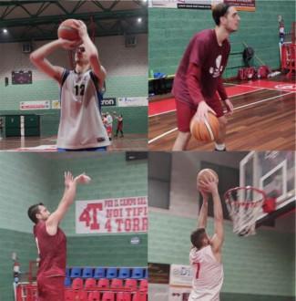 La 4 Torri Basket Ferrara completa il roster con quattro giovani