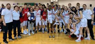 L'Emilia Romagna stravince a roma il Basket Nostrum