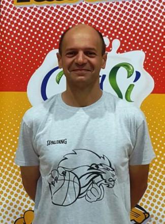 Maurizio Massari presenta il Settore Giovanile del Basket Ravenna.