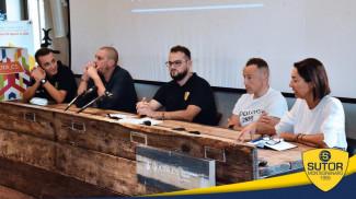 Da QUOTA CS la conferenza stampa d'inizio stagione della Sutor Montegranaro.
