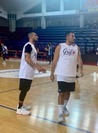 Seconda uscita stagionale della Grifo Basket Rivit Imola