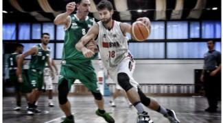 Bmr 2000 Basket R.E.  , sfida domenicale interna con Bertinoro.