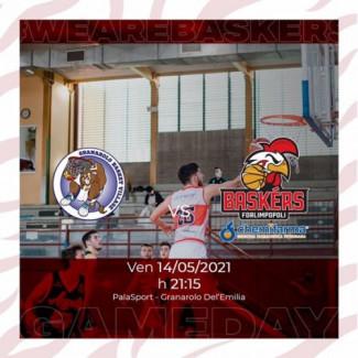 Pre - gara Granarolo Basket -  Baskérs Forlimpopoli