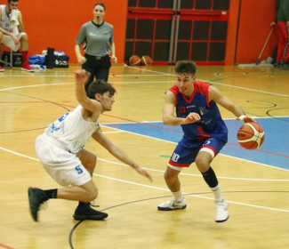 Polisportiva Arena Montecchio - Bologna basket 2016: 80-89
