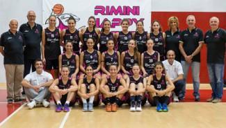 Bologna Basket School - Happy Basket 39-42 (13-12; 4-8; 9-10; 13-12)