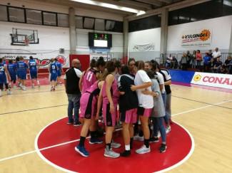 Serie  B Femminile : La Ren Auto festeggia la prima storica  vittoria in Serie  B.