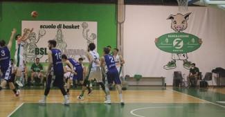 BSL Bissoli&Bissoli - Granarolo Basket 71-64