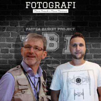 Faenza Basket Project  : I nuovi fotografi