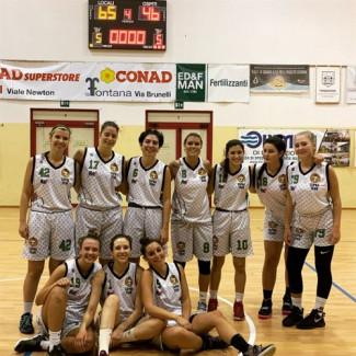 Capra Team Basket Ravenna   vs  Pall. Budrio 2012   65 - 46