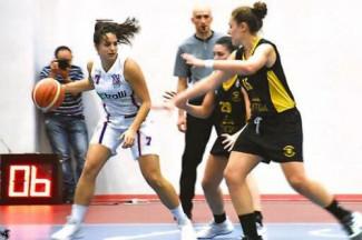 Royal Basket Finale Emilia : Debra Sacchetti si racconta .