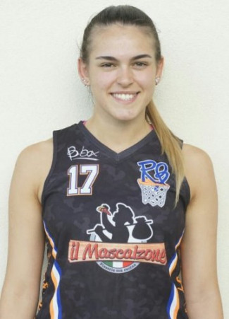Royal Basket Finale Emilia : Giulia Bozzali is back .
