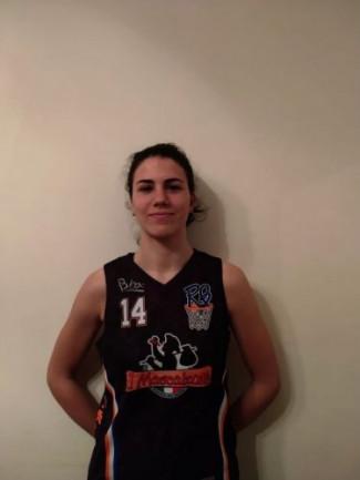 Elisa Gavagna e la sua immensa passione per la pallacanestro
