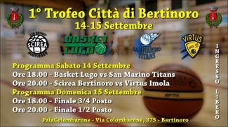"""1° Trofeo """"Città di Bertinoro"""""""