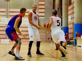 Pre - gara : Gaetano Scirea Basket Bertinoro – Ferrara Basket 2018  .
