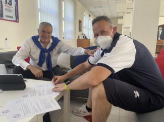Marco Malavasi è il nuovo Responsabile del Settore Giovanile Assigeco Piacenza