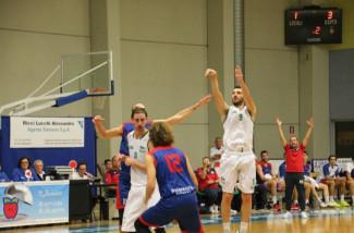 Bologna Basket fa bottino pieno al Palabanca