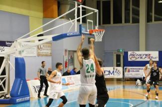 Basket Lugo - Volata vincente ad Anzola