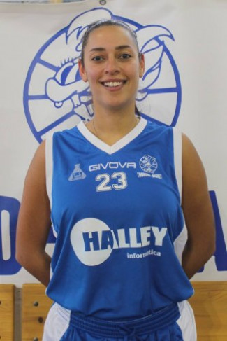 Thunder Halley Matelica Fabriano ed Elisabetta Paffi ancora insieme