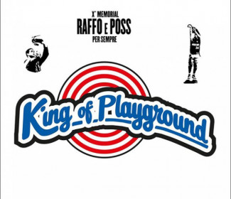 The king of playground