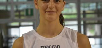 Altra conferma per il Basket Girls. Rimane in biancorosso anche Megi Koshanin