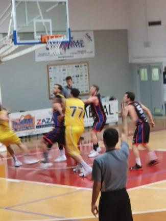 Guelfo Basket - L.G.Competition 90-83 Parziali: 20-22, 32-43, 60-56, 70-70 / T1: 79-79 / T2: 90-83
