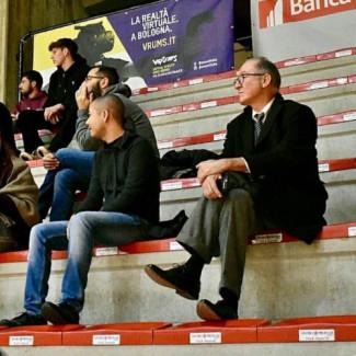 Pallacanestro Budrio : Lamberto Grilli: Crediamo in un basket - alto -  che si fonda con il contesto sociale in cui vive e respira. Siamo cresciuti tantissimo in questi 5 anni.