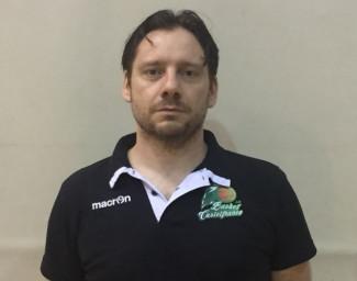 Andrea Landini sollevato dall'incarico di allenatore della Ottica Amidei Castelfranco.