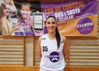MyCicero Basket 2000 Senigallia si rinforza! Ecco  Laura  Chahrour González