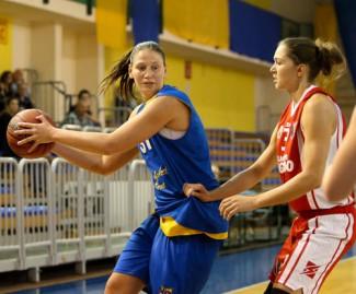 Lavezzini Basket Parma - Umana Venezia 45 - 66 (23-28)