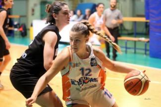 L'Aics Basket Forlì non stecca l'esame: Ravenna va ko!