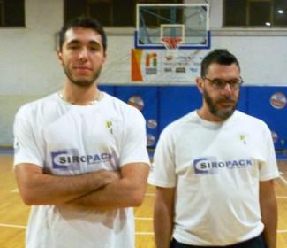 Siropack Nuova Virtus Cesena  contro la capolista