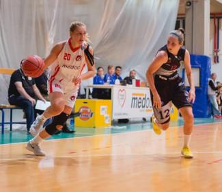Medoc Forli' - Faenza Basket Project Girls 54 - 69
