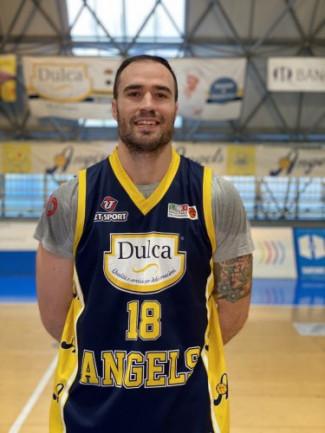 Matteo Polverelli è un nuovo giocatore degli Angels Santarcangelo