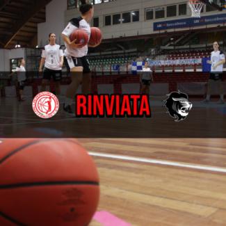 Faenza Basket Project : La sfida di domani contro la Pall. Firenze - Rinviata
