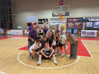Magika Pallacanestro Castel San Pietro  45 -  MyCicero Basket 2000  Senigallia 49