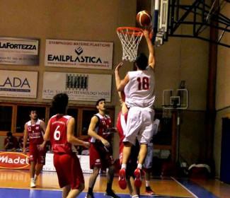 Promozione Girone  D : Navile Basket - Hornets 51 - 63