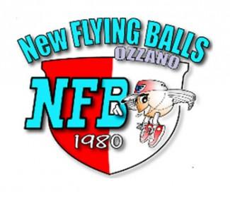 Il nuovo girone dei New Flying Balls  Sinermatic Ozzano ,  e le date del campionato