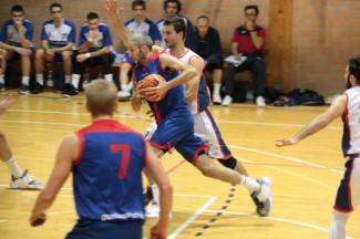 Sconfitta del Bologna Basket  2016  a Castelnuovo Monti  :  87-80