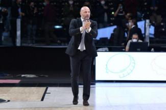 Virtus Segafredo Bologna : Le parole di Coach Djordjevic alla vigilia della trasferta di campionato