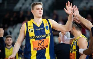 Tigers Cesena - Dalla A2 arriva  il pivot  serbo Filip Pavicevic.