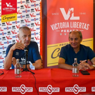 Discovery+ Supercoppa 2021 -  Coach Petrovic presenta : Carpegna Prosciutto Basket Pesaro - Umana Reyer Venezia
